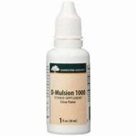 Genestra D-Mulsion 1000 citrus flavor