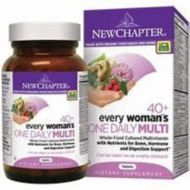 New Chapter Every WomanOne Daily 40 48 t