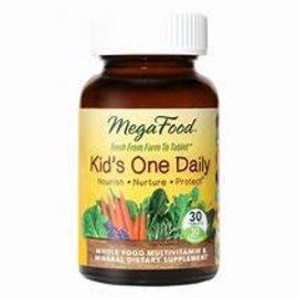 Mega Food Kid's One Daily Multi 30 tablets