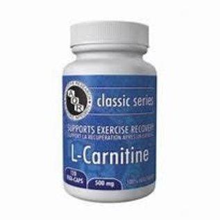 AOR L-Carnitine 500mg 120vcaps