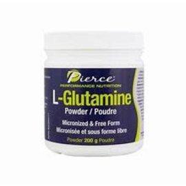 Pierce Performance Nutrition L-Glutamine Powder 200g