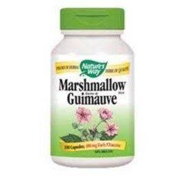 Nature's Way Marshmallow  480mg 100caps