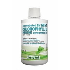 Land Art Mint Chlorophyll Concentrated 5x
