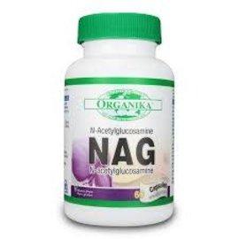 Organika NAG N-Acetylglucosamine 60caps