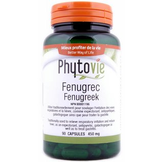 Phytovie Fenugreek 90caps