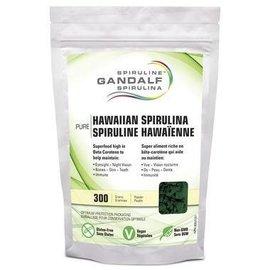 Gandalf Spirulina Gandalf Hawaiian Spirulina 400mg Veg Caps