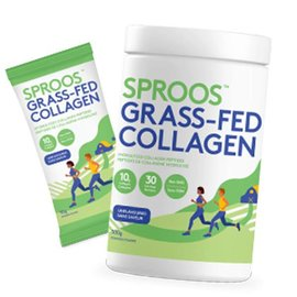 Sproos Grass-Fed Collagen 10g