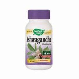 Nature's Way Ashwadhanda 500mg 60 caps