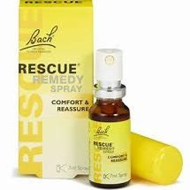 Bach Rescue Remedy With Sprayer 20ml