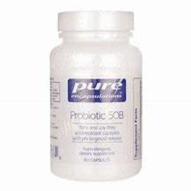 Pure Encapsulations Probiotic 50B 60's