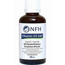 NFH Vitamin D3 SAP 30ml