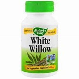 Nature's Way White Willow 100 capsules 400mg