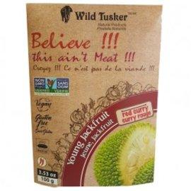 Wild Tusker Believe it aint meat young jackfruit