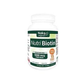 Naka professional Nutri Biotin 15caps