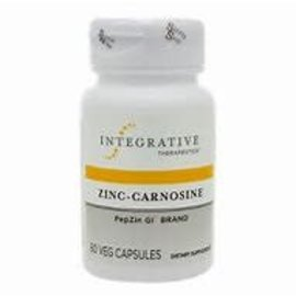 Integrative Therapeutics Zinc-Carnosine 60caps