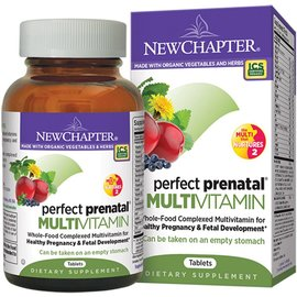New Chapter Perfect Prenatal96 t