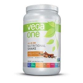 Vega One Vega One Vanillla Chai Powder 874g