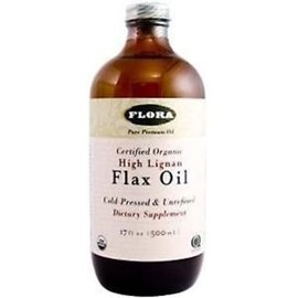 Flora Flax Oil GMO-free 500ml