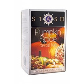 STASH Decaf Pumpkin Spice Tea 18bg