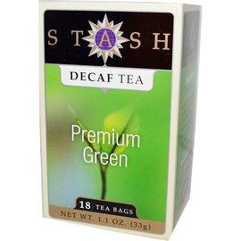 STASH Decaf Premium Green Tea 18 bags