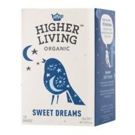 Higher Living Sweet Dreams Tea 15 bags