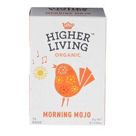 Higher Living Morning Mojo 15 bags