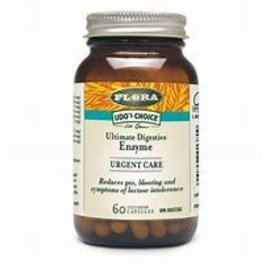 Flora Urgent Care Enzymes 60's