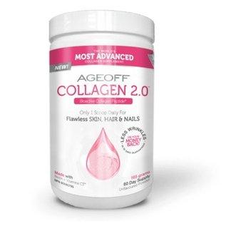 Ageoff Ageoff Collagen 2.0 165grams - 60 Day Supply