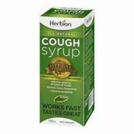 Herbion Canada - Herbion All Natural Cough Syrup