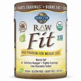 Garden of Life RAW Organic Fit - Chocolate 461g