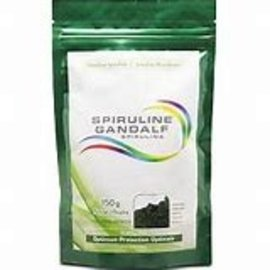 Gandalf Chlorella Organic Raw Chlorella broken wall 150g
