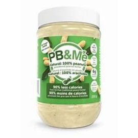 PB & ME PB&Me Powdered peanut butter 453g