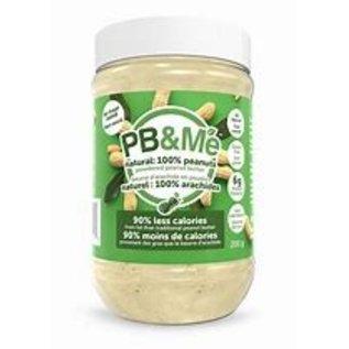 PB & ME PB&Me Powdered peanut butter 453g