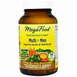 Mega Food Multi for Men 60tabs