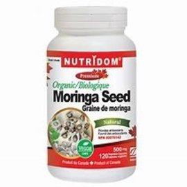 Nutridom Moringa 120caps