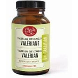 Clef des Champs - Cnd - MH Valerian Capsules Organic