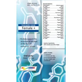 viatrexx Female + Viatrexx 50ml