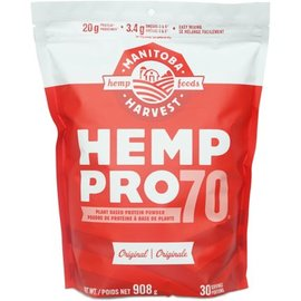 Manitoba Harvest - CDN HempPro 70 Protein Powder original 30 servings 908g