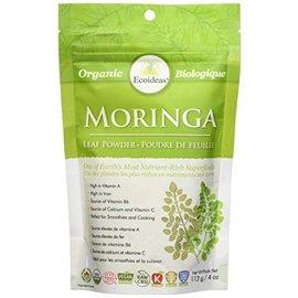 Ecoideas Moringa Powder -Organic 113g