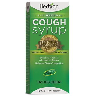 Cough and cold syrup