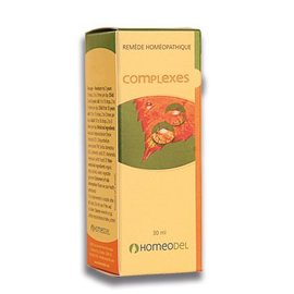 Homeodel Homeodel 16 30ml