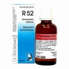 Dr. Reckeweg R52 - 50 ml