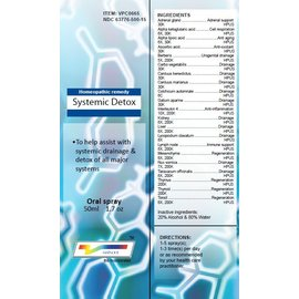 viatrexx Systemic Dx Viatrexx 50ml