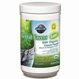 Garden of Life Great Greens Raw Organic