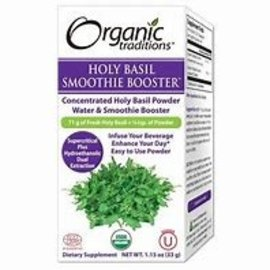 Organic Traditions Smoothie Booster Holy Basil