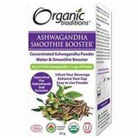 Organic Traditions Ashwagandha Smoothie Booster