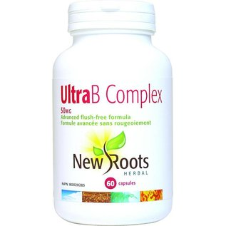 New Roots Ultra B Complex 60 veg caps
