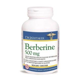 Dr. Whitaker Berberine 500mg 90 veg caps