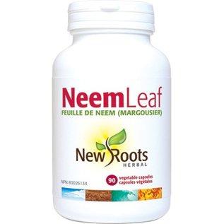 New Roots Neem Leaf 90 veg caps