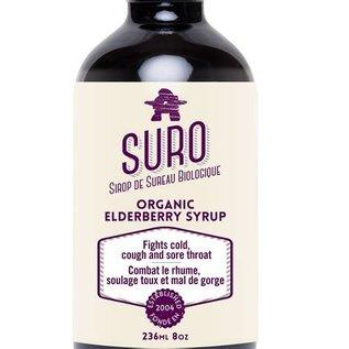 SURO Organic Elderberry Syrup 118ml